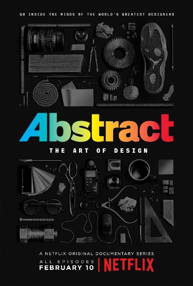 抽象:設計的藝術(歐美劇)
