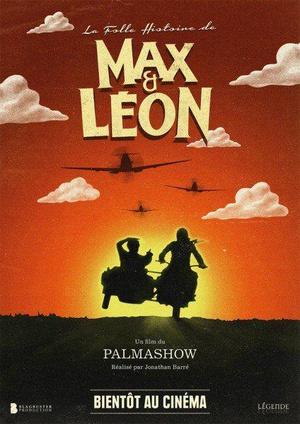 馬克思和萊昂的瘋狂故事(喜劇片)
