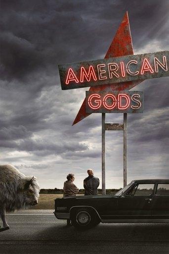 美國眾神第一季