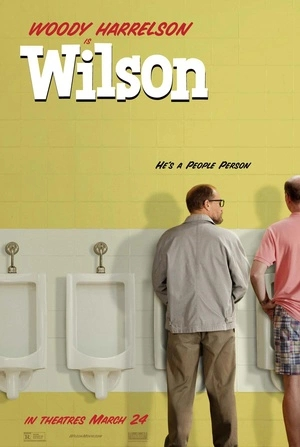 威爾遜(喜劇片)