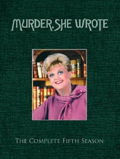 女作家與謀殺案第五季