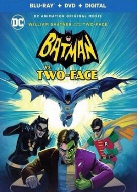 蝙蝠俠大戰雙麵人