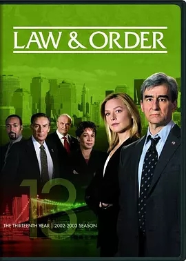 點擊播放《法律與秩序第十三季》