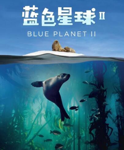 藍色星球第二季(歐美劇)