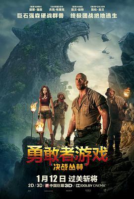 勇敢者遊戲:決戰叢林