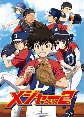 棒球大聯盟 2nd
