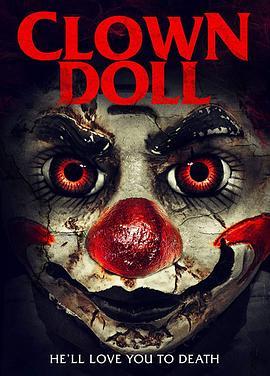 小醜娃娃的海報圖片