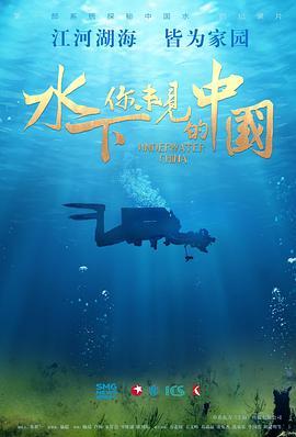 水下·你未見的中國的海報圖片