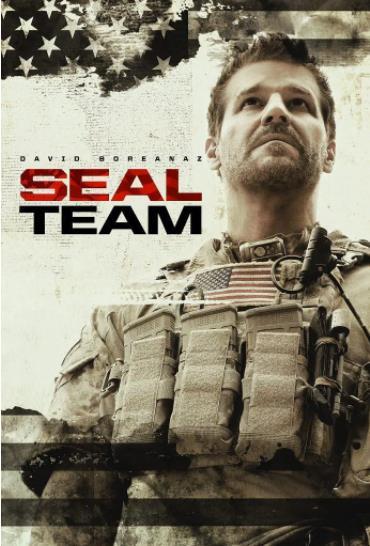 海豹突擊隊第三季的海報圖片