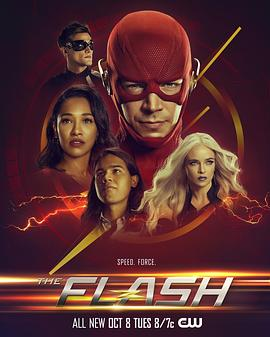 閃電俠第六季的海報圖片
