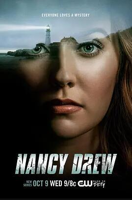 神探南茜第一季的海報圖片